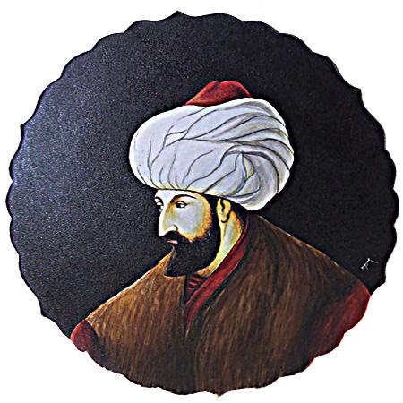 Osmanlı Sultanı Fatih Mehmet Han